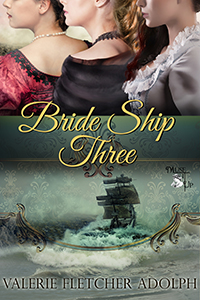 Bride Ship Three - issued August 2014